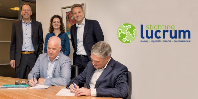 Overeenkomst Stichting Lucrum en Vtel telecom