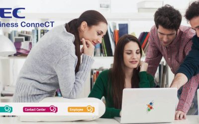 Nieuwe release NEC Business Connect