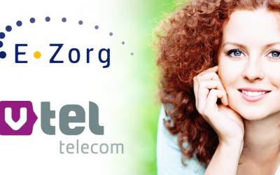 E-Zorg en Vtel telecom versterken positie in veilige zorgcommunicatie
