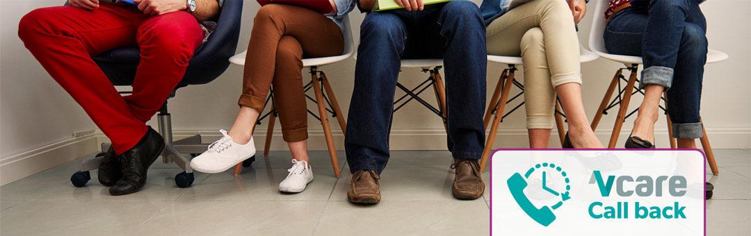 Vcare Call Back: oplossing voor lange wachttijden