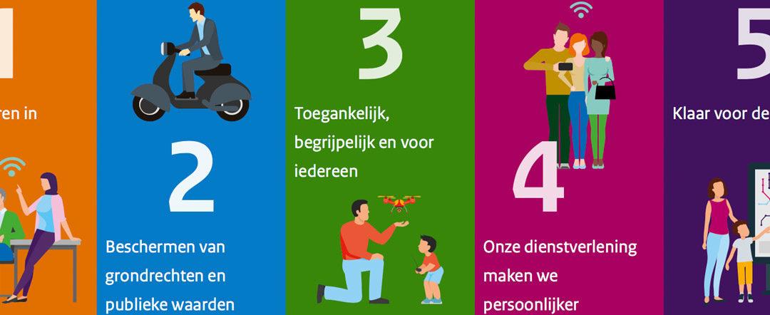 De ministerraad stemt in met NL Digibeter
