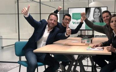 Vtel breidt uit naar het Westen: welkom in ons nieuwe kantoor