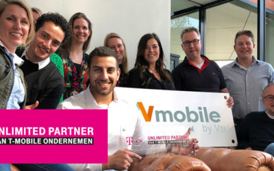 Vmobile Unlimited partner van T-Mobile